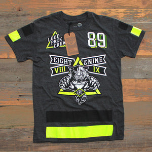 Loud Pack Jersey Tee Volt - 1