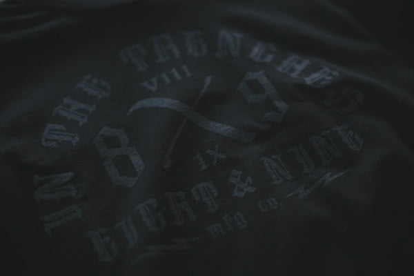 Trench Dwellers L/S Tee Black - 2