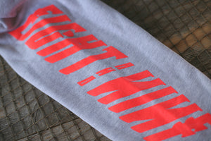 Bonzai Hooded Sweatshirt Grey - 5