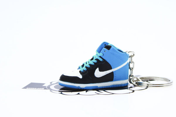 Nike SB Dunk Send Help High Sneaker Keychain