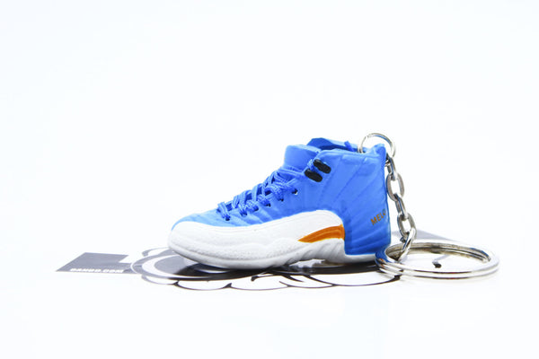 Air Jordan 12 Melo PE Sneaker Key Chain