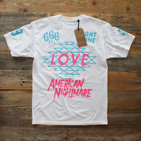 Love Jersey Tee South Beach S/S - 1