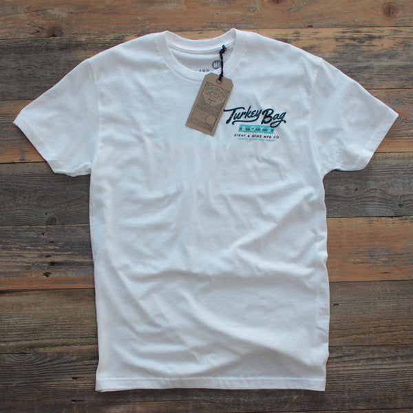 Turkey Bag Boys T Shirt White - 2