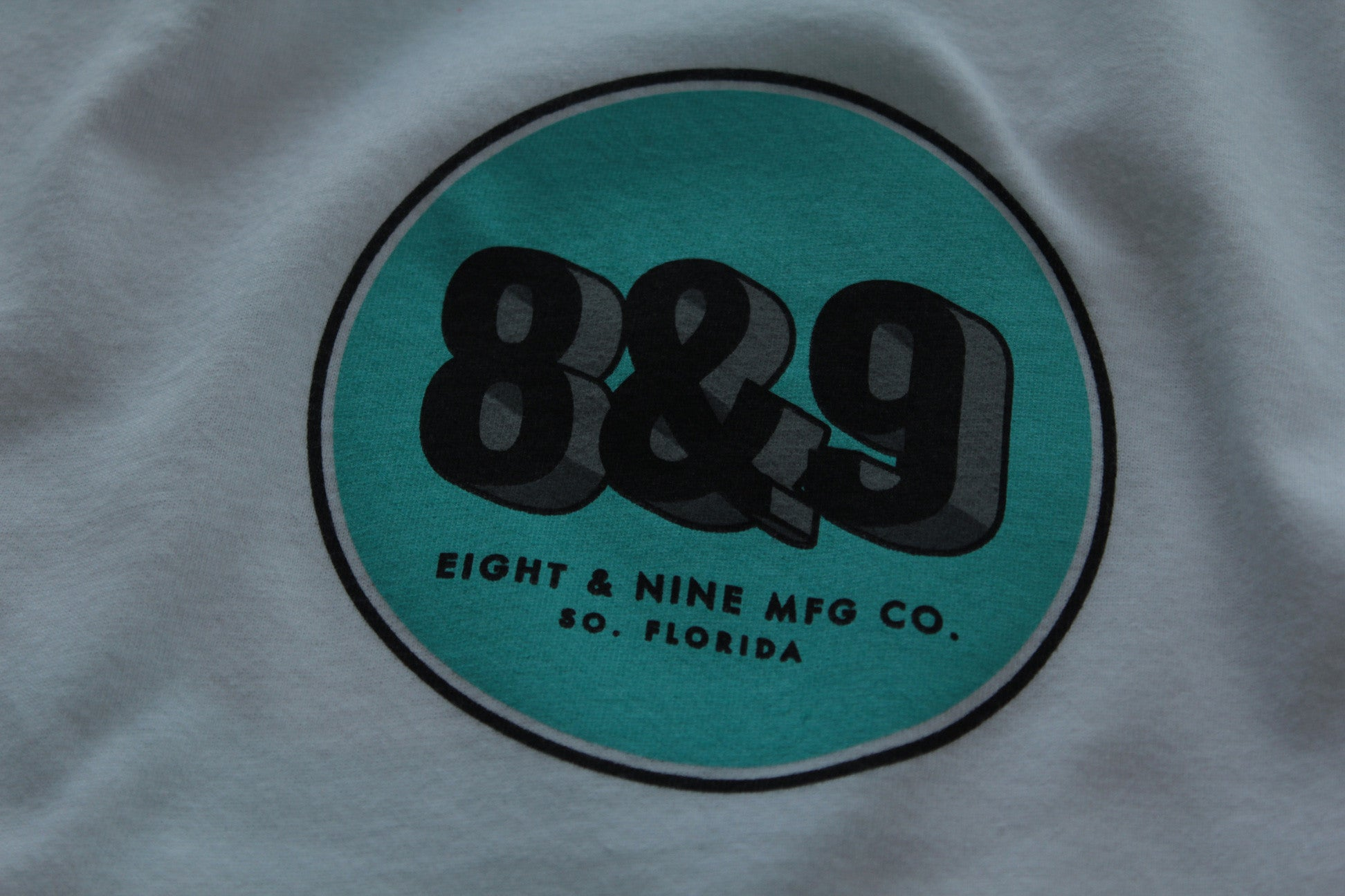 Cement Co. T Shirt White - 3