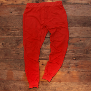 Keys French Terry Yard Sweats Fire Red - 2