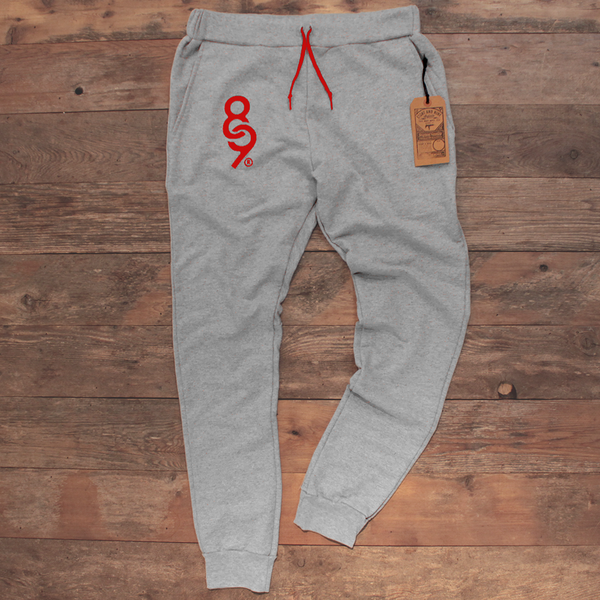 Keys French Terry Yard Sweats Cement - 1