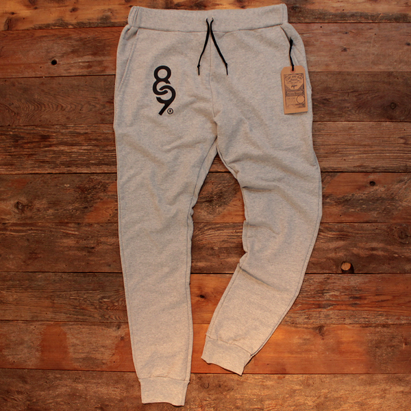 Keys French Terry Yard Sweats Grey - 1