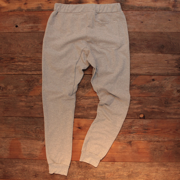 Keys French Terry Yard Sweats Grey - 2