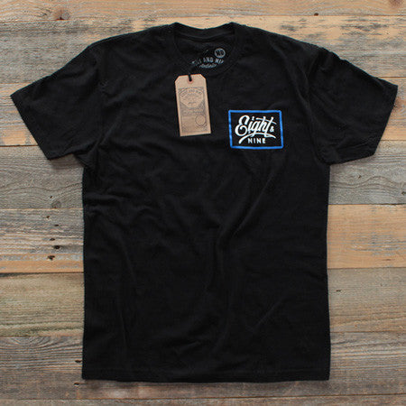 Gentlemen's Club Classic T Shirt Black - 1