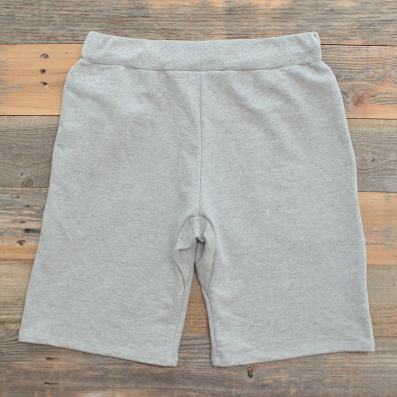 Keys French Terry Yard Shorts Grey - 3
