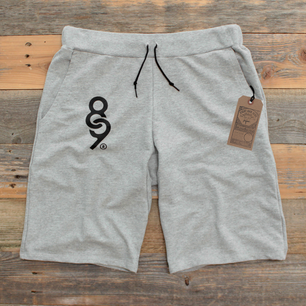 Keys French Terry Yard Shorts Grey