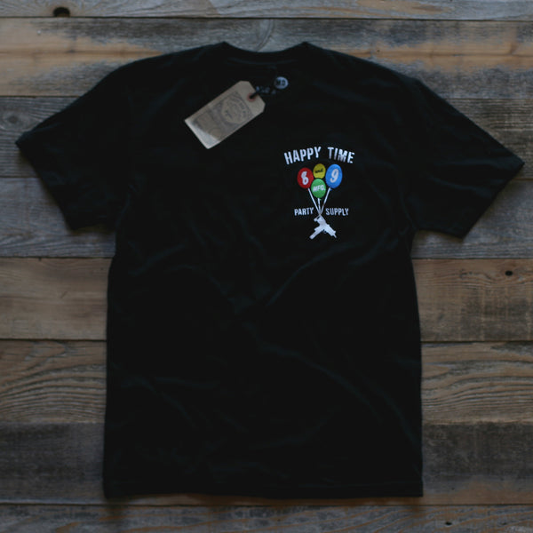 Party Supply Classic Tee Black