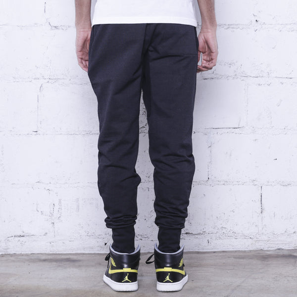 Keys Premium Terry Joggers Black