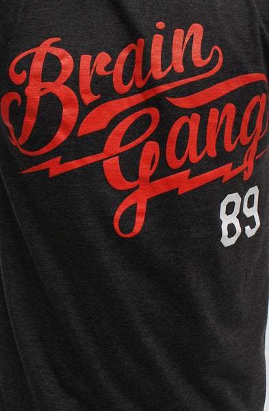 Grey Brain Gang MLB T Shirt - 2