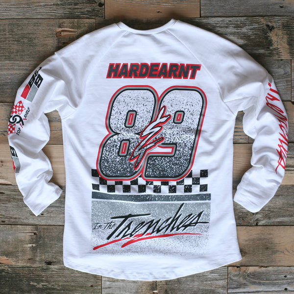 Hardearnt Hockey Jersey Fire Red - 2