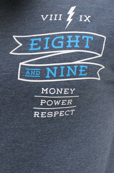 Money Power Respect Vintage T Shirt - 2
