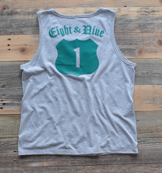 Biscayne Tank Top Grey - 2