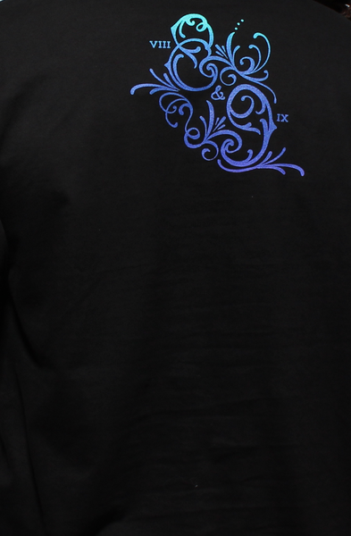 Jordan Black Grape 5 T Shirt - 2