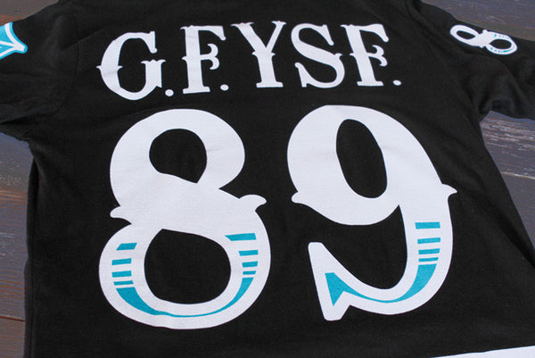 GFYSF Hockey Jersey Tee Tiffany - 4