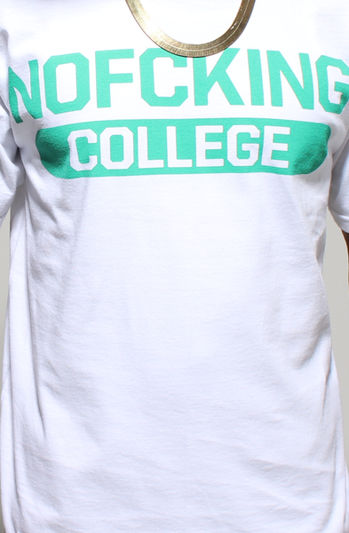 Ivy League College Crystal Mint T Shirt - 2