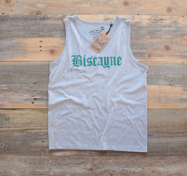 Biscayne Tank Top Grey - 1