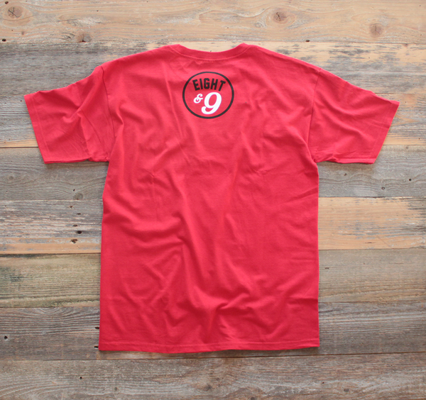 Things Done Changed Fire Red T Shirt - 2