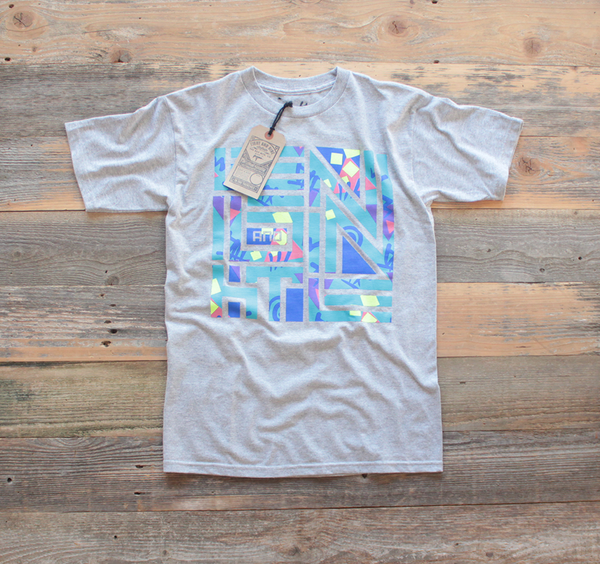 Jordan Bel Air 5 Geometric T Shirt - 1