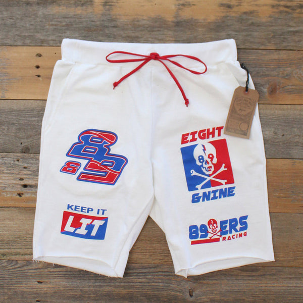 Keep It Lit Terry Shorts Merica - 3