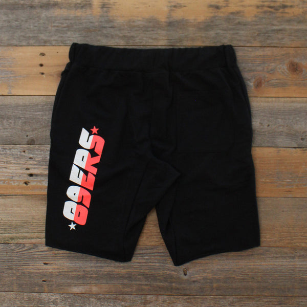 Keep It Lit Terry Shorts Infrared - 4