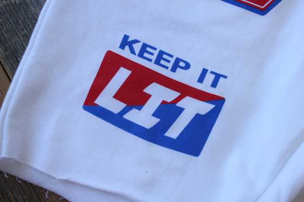 Keep It Lit Terry Shorts Merica - 6