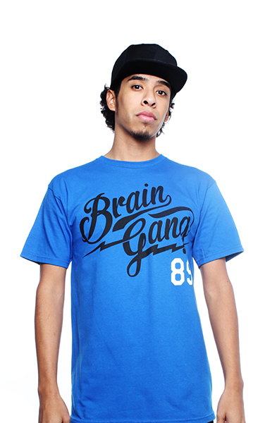 Royal Brain Gang MLB Jersey T Shirt - 1