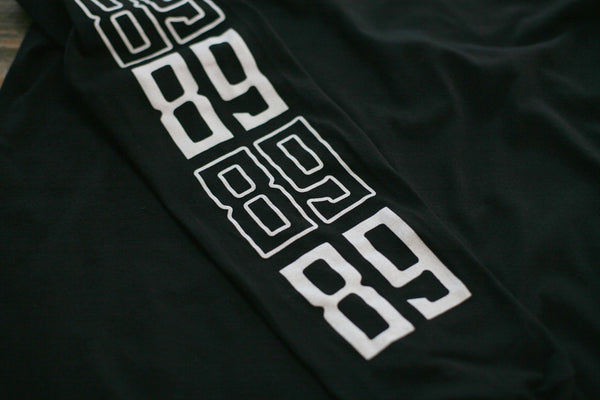Bossed Up Tee Black L/S - 4