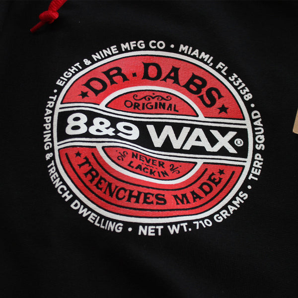 Dr. Dabs Terry Shorts Black - 2