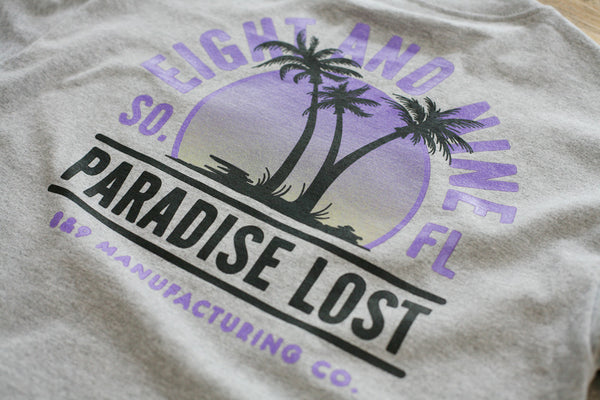 Paradise Lost Tee Heather L/S - 3