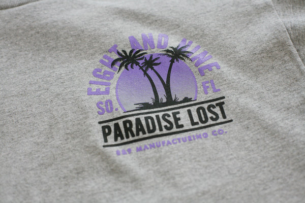 Paradise Lost Tee Heather L/S - 4
