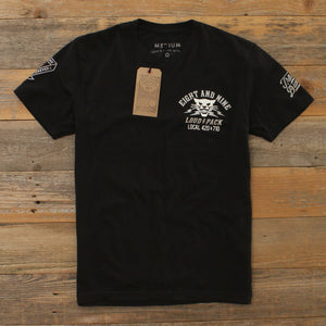 High Aleah T Shirt Black - 1