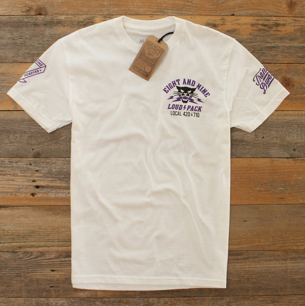 High Aleah T Shirt White - 1