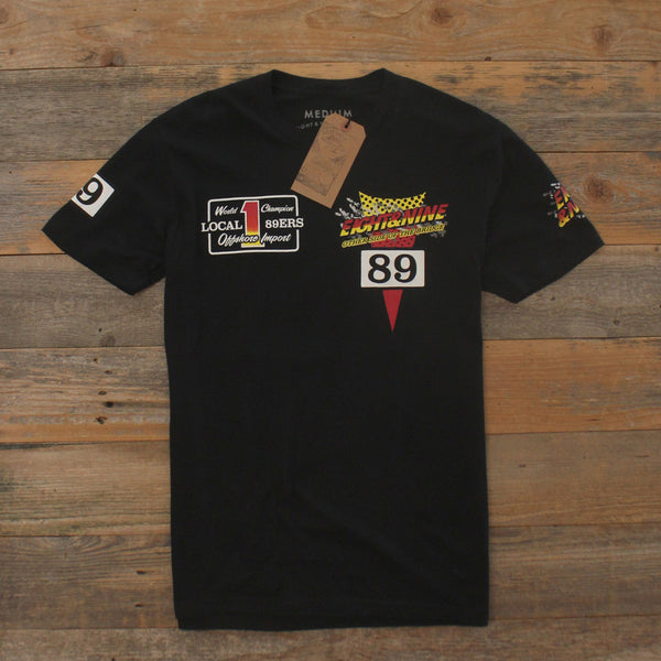Thriller Jersey Tee Speed
