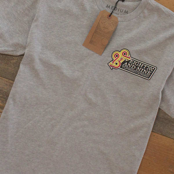 Grand Cashional Grey T Shirt - 4