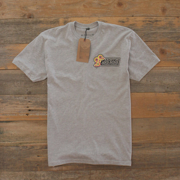 Grand Cashional Grey T Shirt - 2