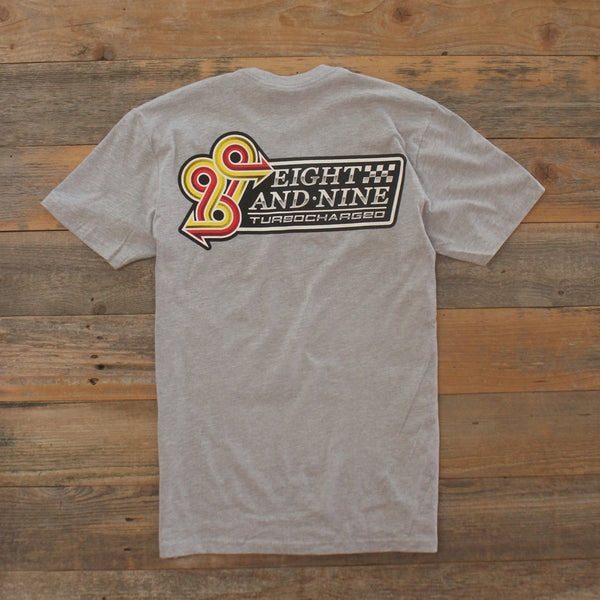Grand Cashional Grey T Shirt - 3