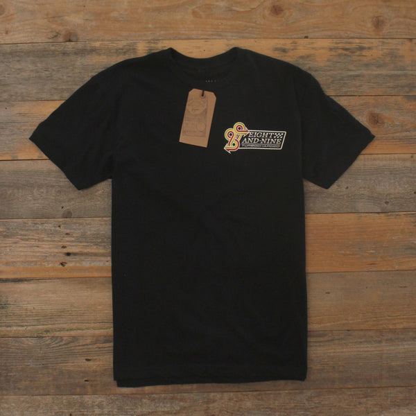 Grand Cashional Black T Shirt - 1