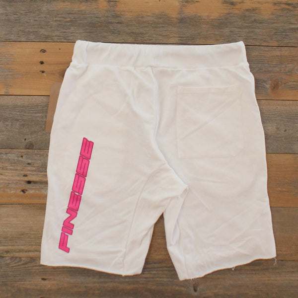 Team Finesse Terry Shorts Bright - 5