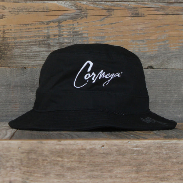 The Realness Bucket Hat Signed by Cormega - 1