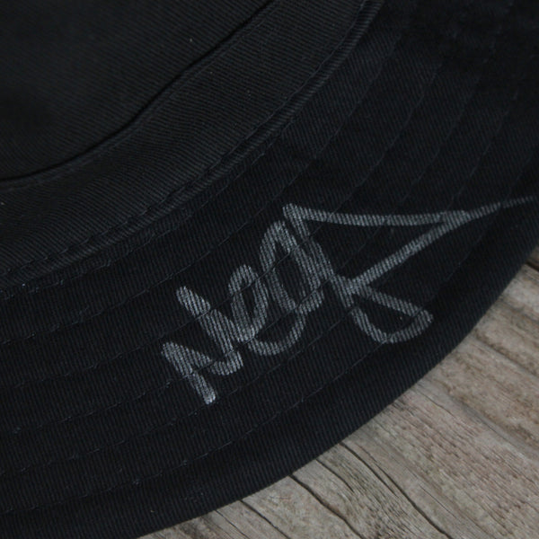 The Realness Bucket Hat Signed by Cormega - 4