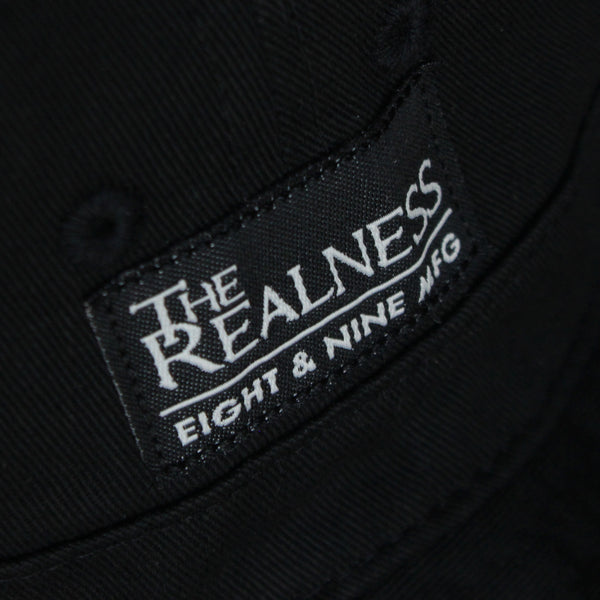 The Realness Bucket Hat Signed by Cormega - 3