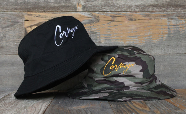 The Realness Camo Bucket Hat Signed by Cormega - 5