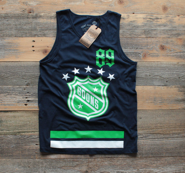 Goons Jersey Tank Top Seattle