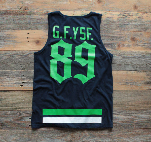Goons Jersey Tank Top Seattle - 2