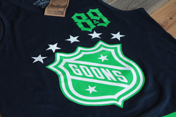 Goons Jersey Tank Top Seattle - 3